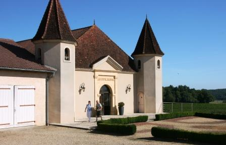 Chateau Laffitte-Teston